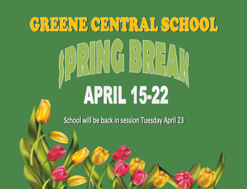 Image of Spring Break Dates