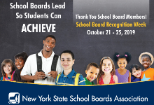photo of board recognition week dates