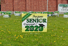 Photo of Class of 2020 Sign