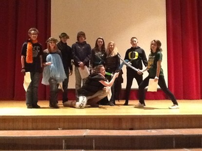 Period 2 Shakespeare Production