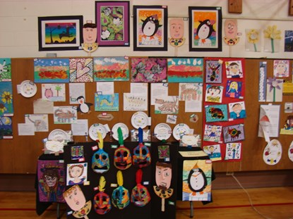 Primary End of Year Arts Celebration