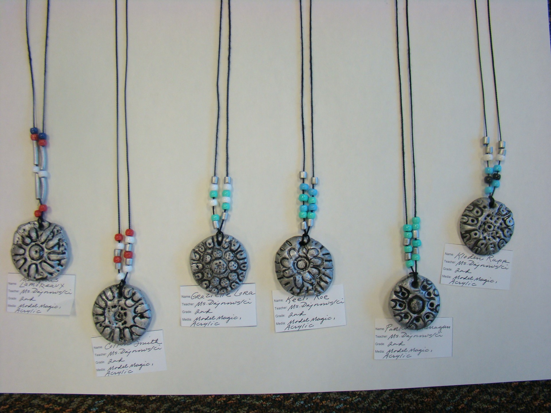 2nd Gr. Jewelry