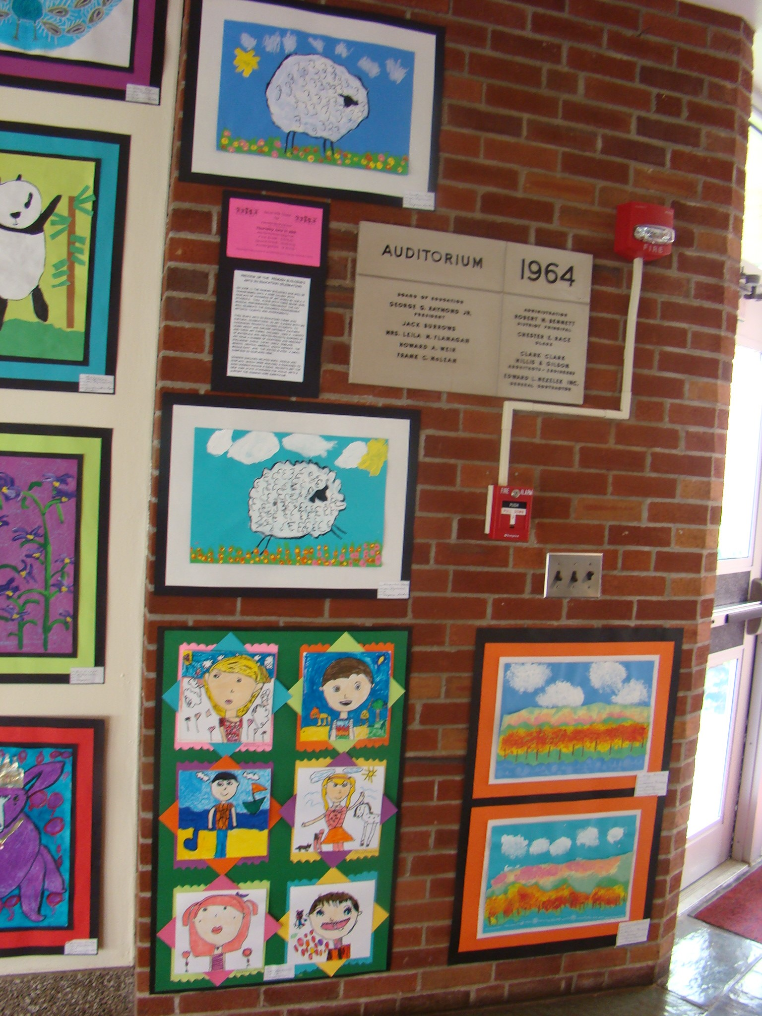 K-12 Art Exhibit