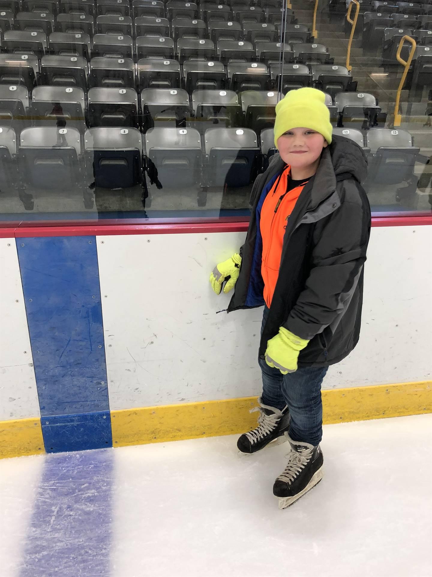Mason Ice Skating