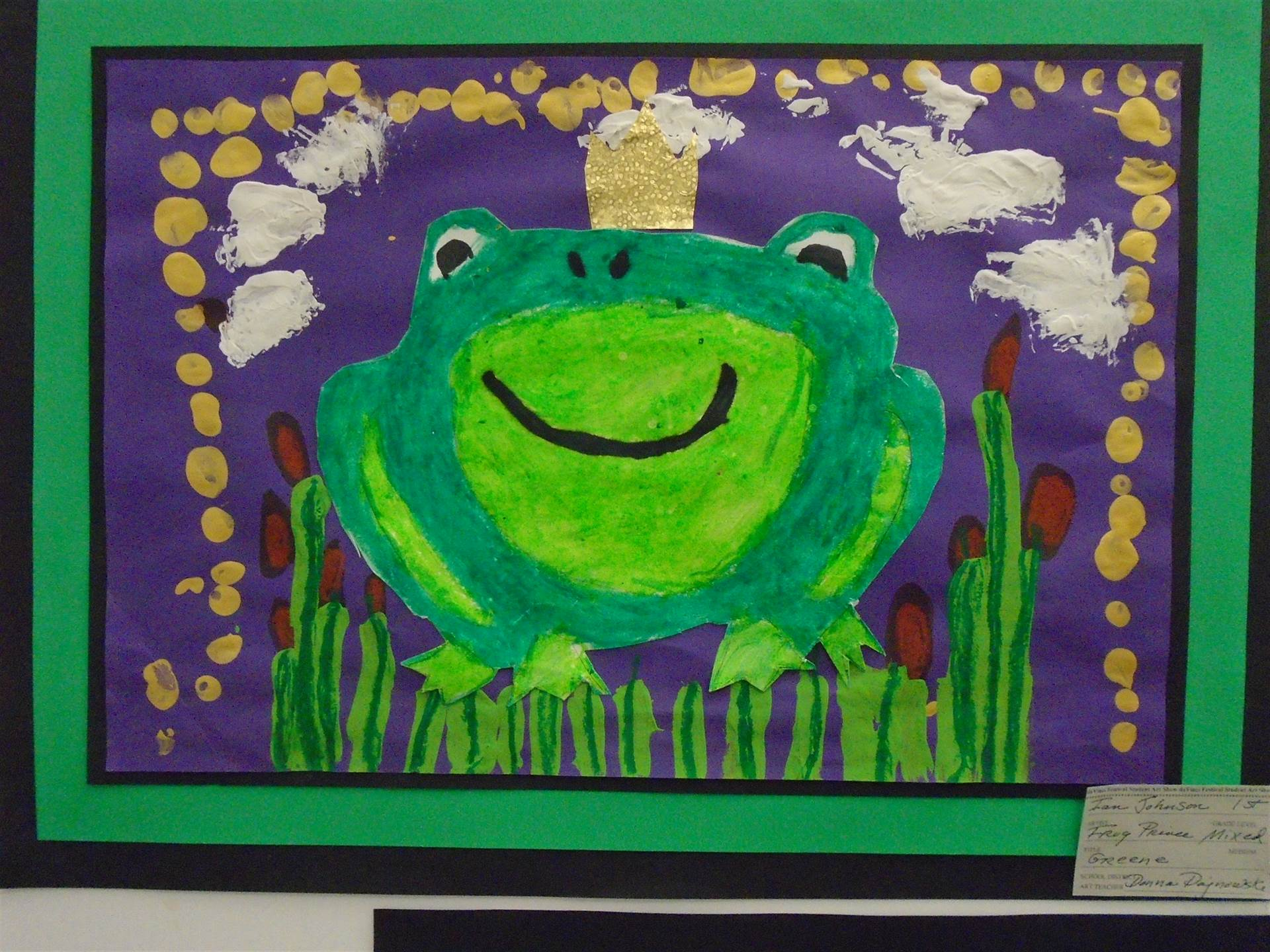 1st Gr Mixed Media