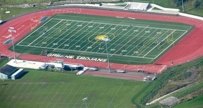 photo of turf athletic field