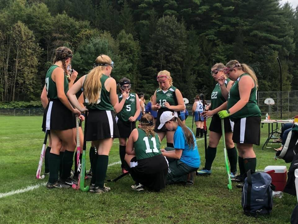 Photo of 2018-2019 modified field hockey