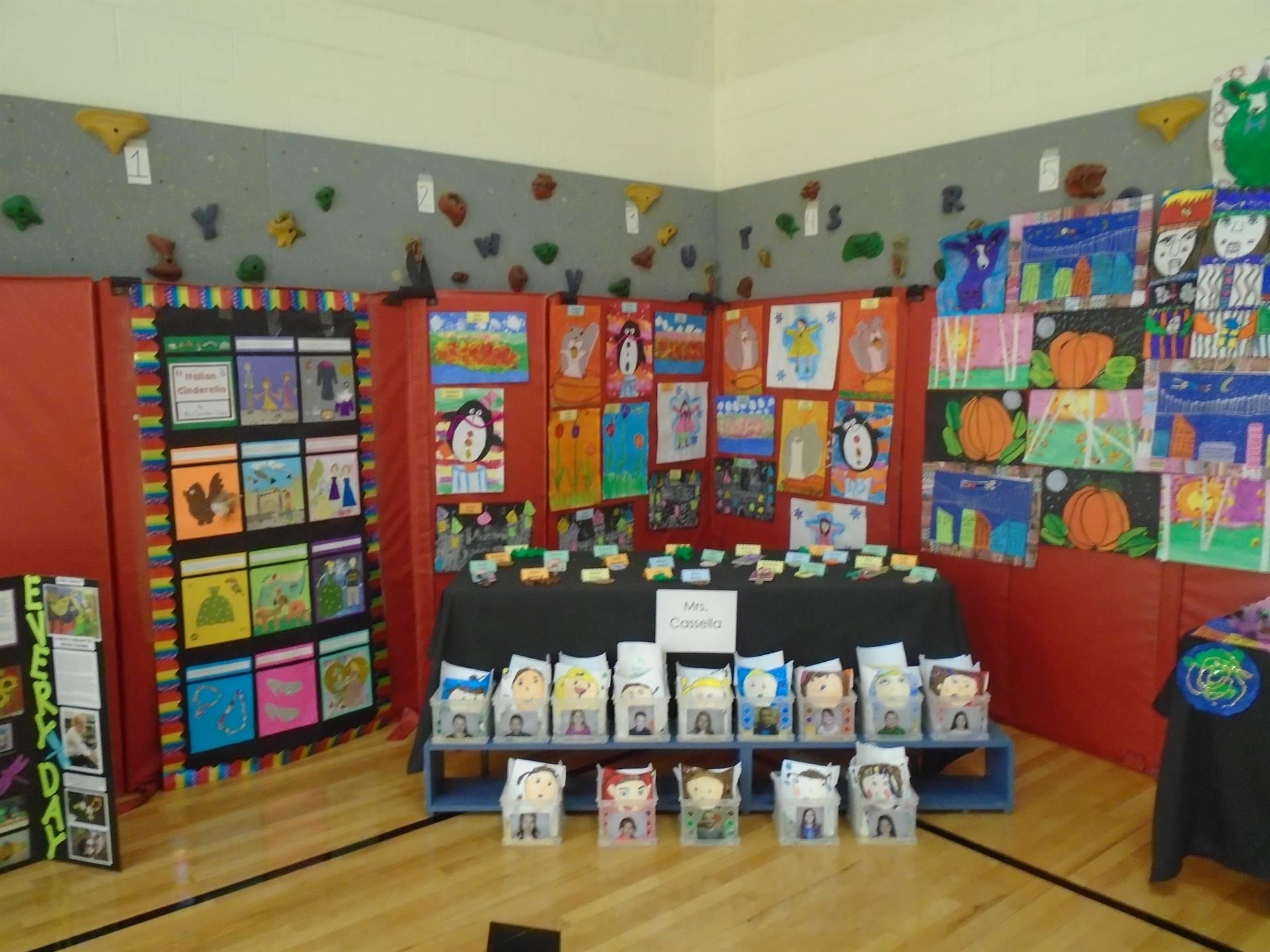Student Art ExhibitStudent Art Exhibit