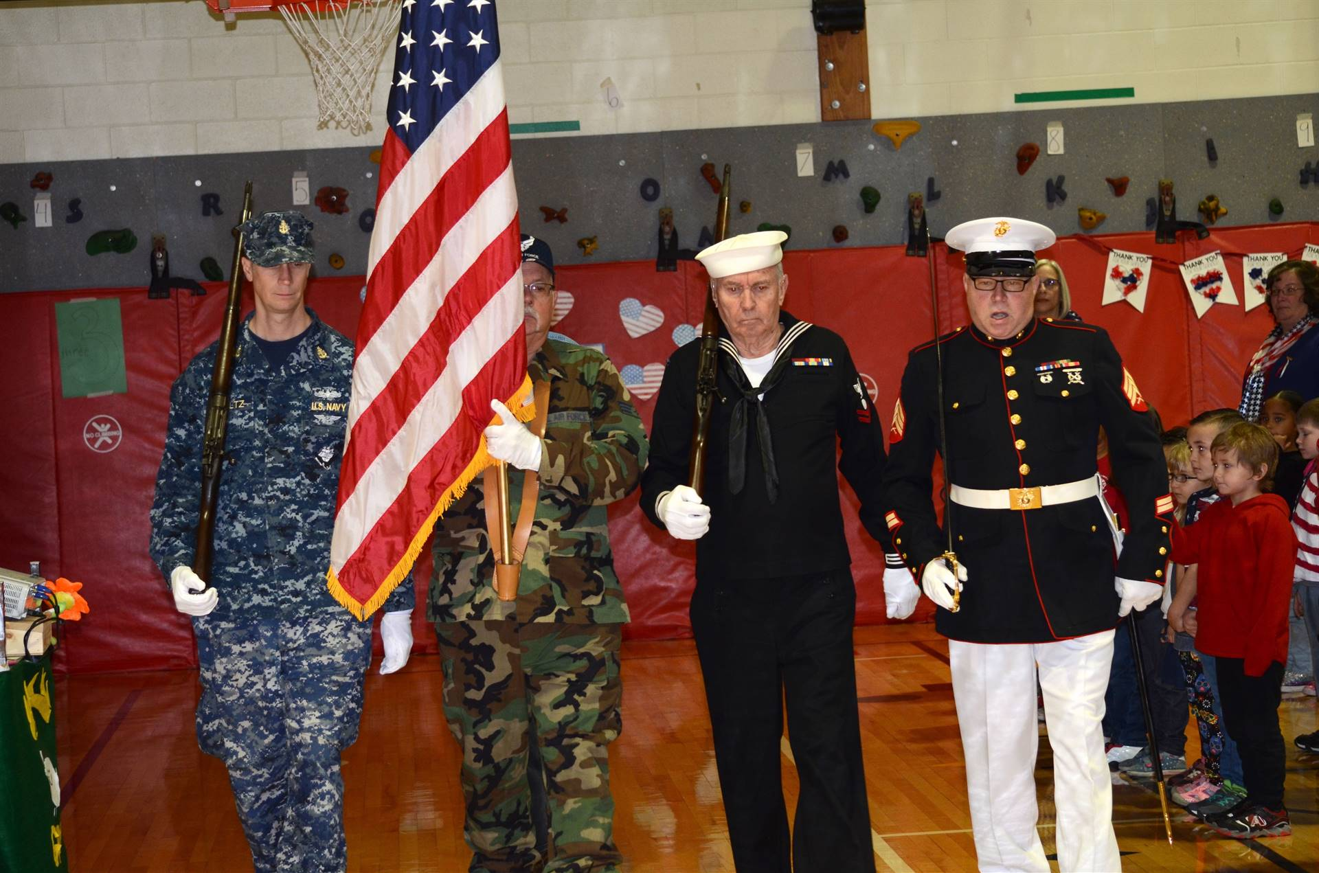 Veteran's Day Morning Program
