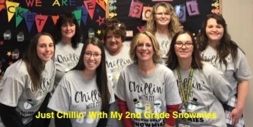 2nd Grade Snowmies