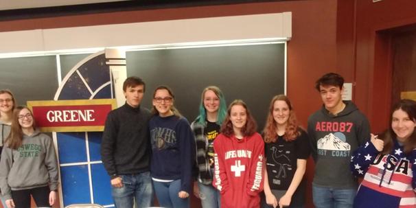 HS Academic Challenge Team
