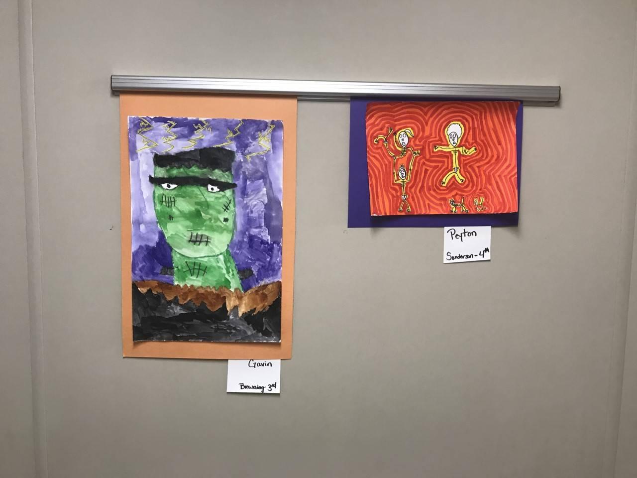 Picture of Intermediate student art