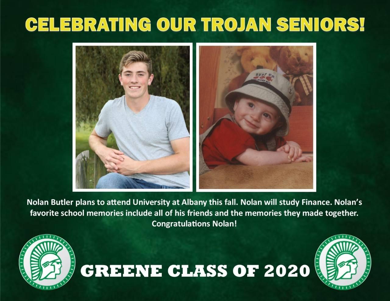 Nolan Butler Senior Spotlight