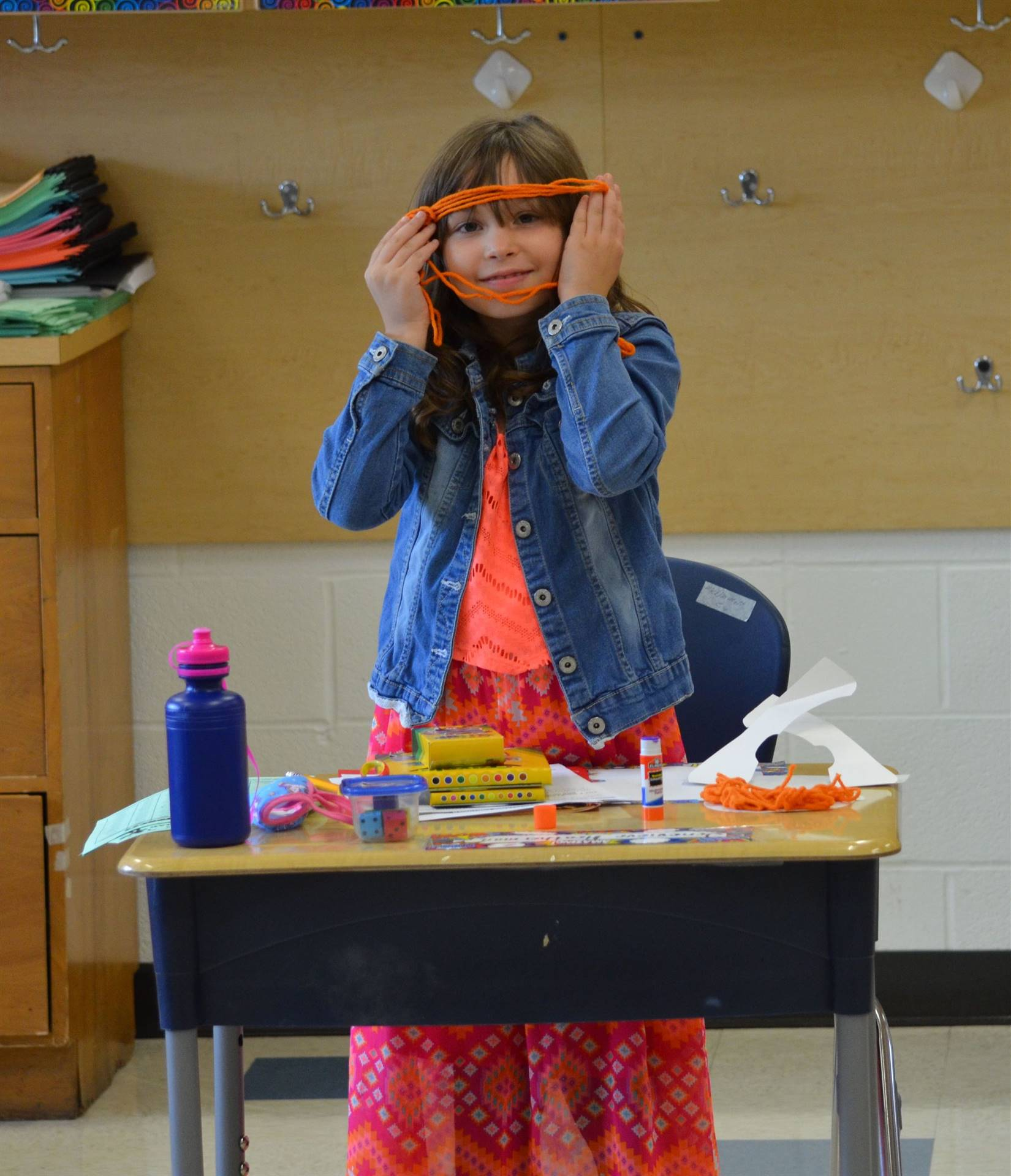 Photo of Intermediate Student