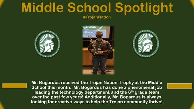 Mr. Bogardus Bio
