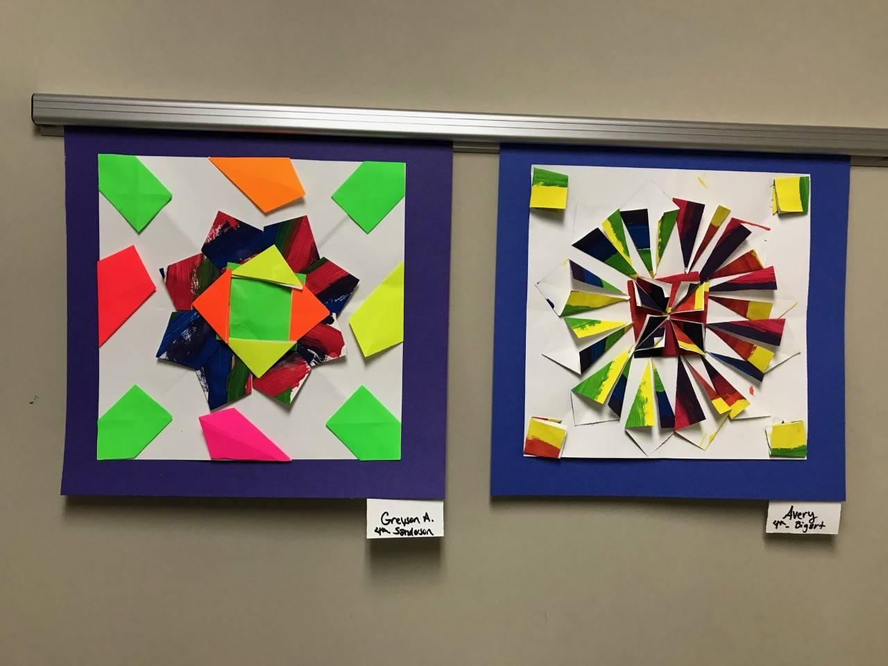 Photos of Intermediate artwork