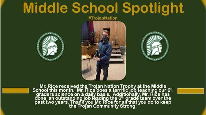 Mr. Rice Spotlight bio
