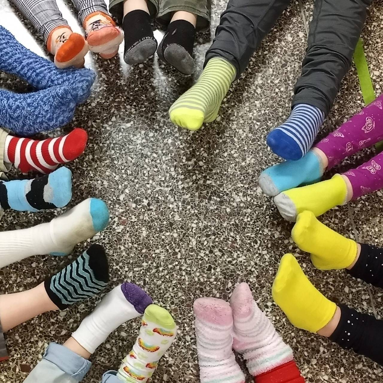 Photo of Stinky Sock Day