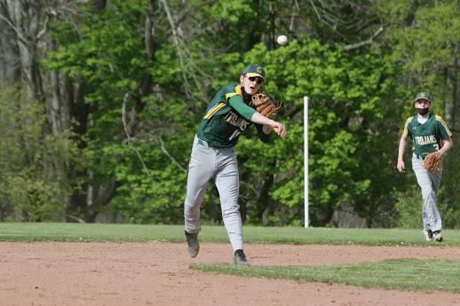 baseball player throwing ball