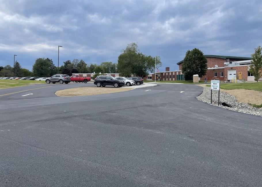 Photo of New Intermediate Parking Loop
